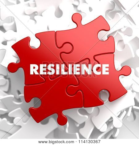 Resilience on Red Puzzle.