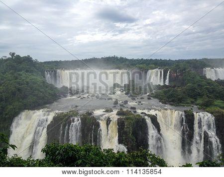 Iguassu Fall Argentina/Brazil
