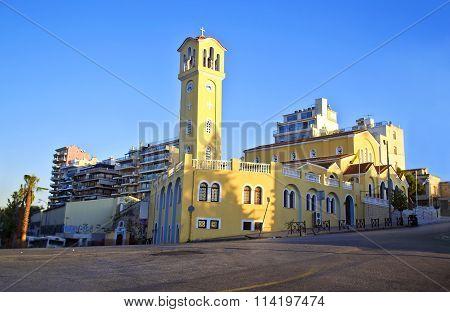 Zoodochos Pigi church at Piraeus Greece