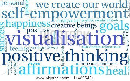 Visualisation Word Cloud