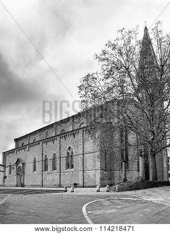 San Donato Cathedral Arezzo Italy
