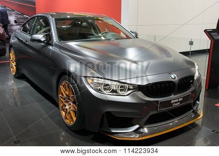 Bmw M4 Gts Coupe