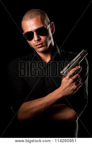 Dangerous Man With A Gun