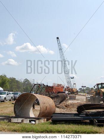 Construction Scene