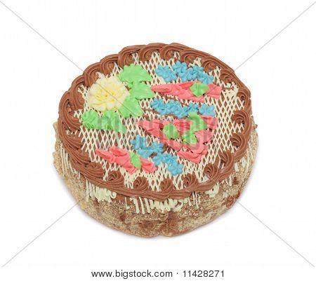 Kiev Cake, Isolated