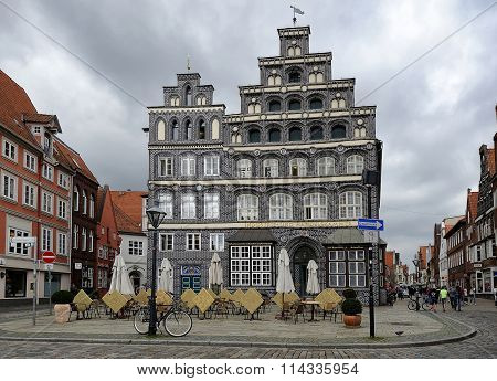 Am Sande Square, Luneburg, Germany
