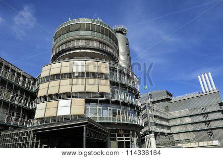 Headquarters Of The Gruner + Jahr Publishing, Hamburg, Germany