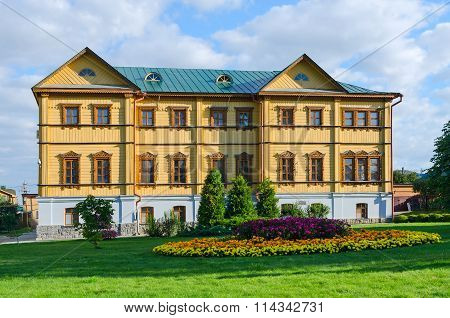 Holy Trinity Seraphim-diveevo Nunnery, Diveevo, Russia