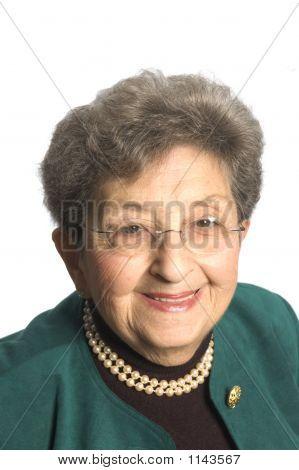 Senior Woman Executive