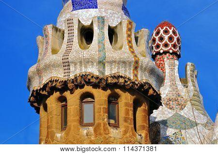 Architectural Background, Barcelona