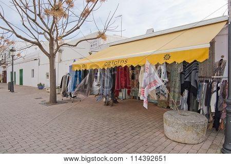 Fashion Store Origins