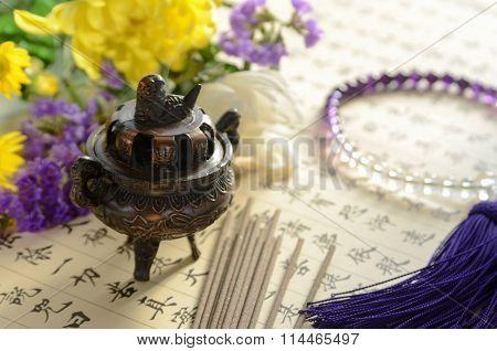 buddhism pray