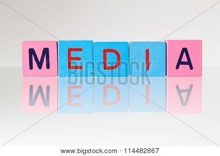 Media - An Inscription From Children's Blocks