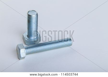 Joiner's accessories. Nuts, bolts, washers. Various accessories.