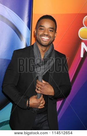 LOS ANGELES - JAN 13:  Larenz Tate at the NBCUniversal TCA Press Day Winter 2016  at the Langham Huntington Hotel on January 13, 2016 in Pasadena, CA