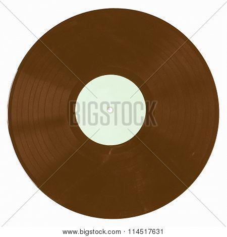 Vinyl Record Vintage