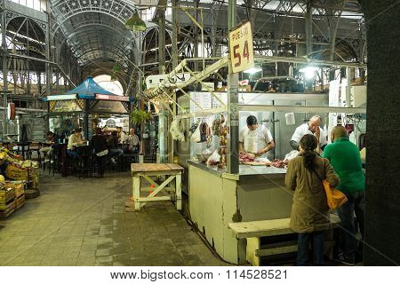San Telmo Market, Buenos Aires