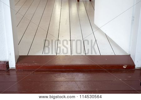 Room Entrance Floor