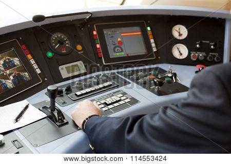Train driver