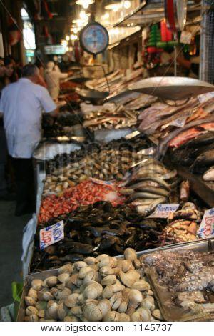 Fish Market, Mercado Centrale