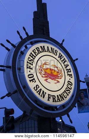 Fisherman's Wharf, San Francisco California