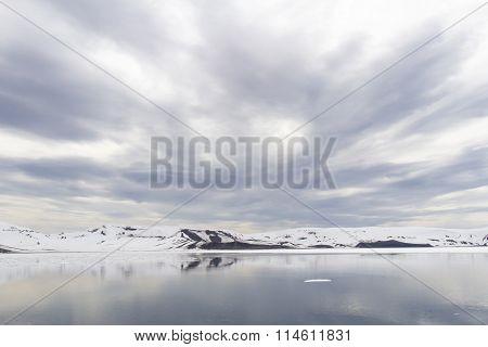 Whalers Bay, Deception Island, Antarctica