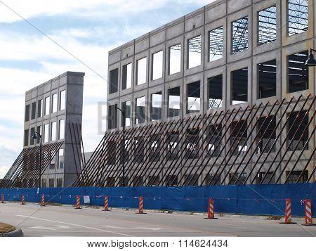 Pre-Cast Office Buildings