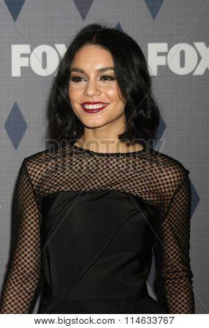 LOS ANGELES - JAN 15:  Vanessa Hudgens at the FOX Winter TCA 2016 All-Star Party at the Langham Huntington Hotel on January 15, 2016 in Pasadena, CA