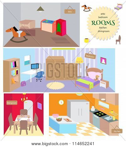 rooms 1