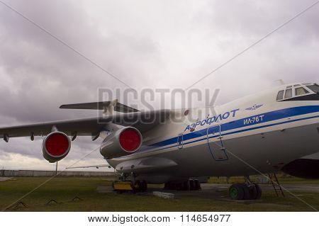 Ilyushin Il-76 Candid Aircraft