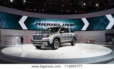 2016 Honda Ridgeline