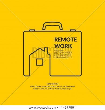 Remote Work.