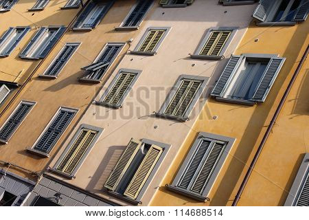 Bergamo Apartment Buildings