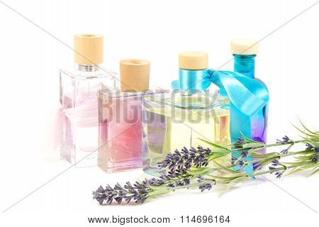Essential perfume oil