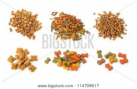 Set Of Dog Foods