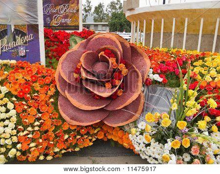 2011 Anheuser-Busch Rose Parade float
