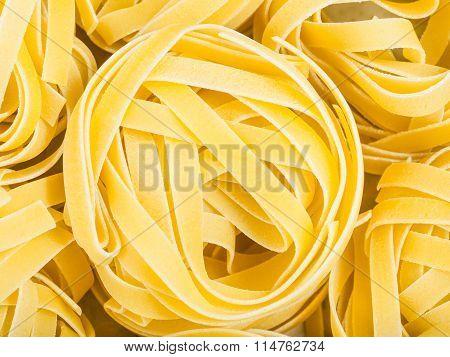 Durum Wheat Semolina Pasta Fettuccine
