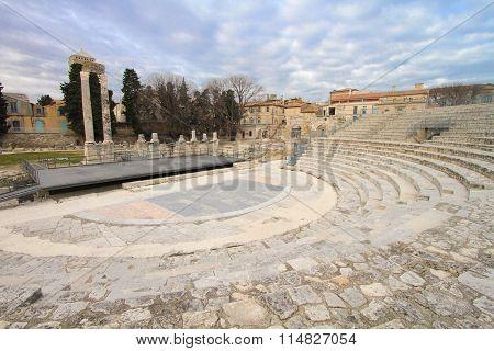 Gallo-Roman theatre of Arles