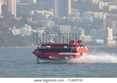 High Speed Ferry Boat