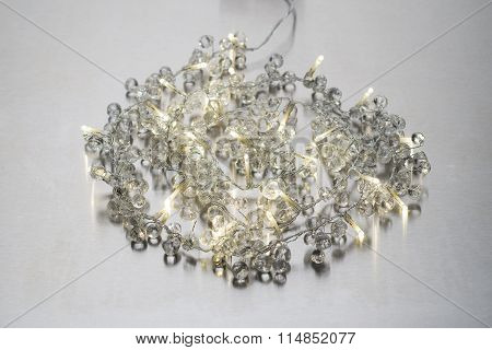 Illuminated Beads Light Chain