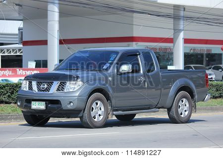 Private Pickup Car, Nissan Frontier.