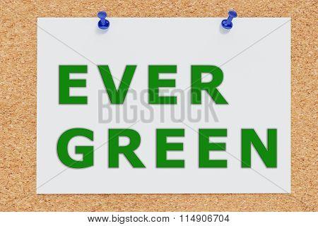 Ever Green Concept