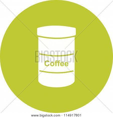 Coffee bottle