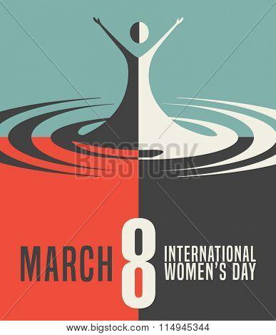 International Women's Day March 8, 2016