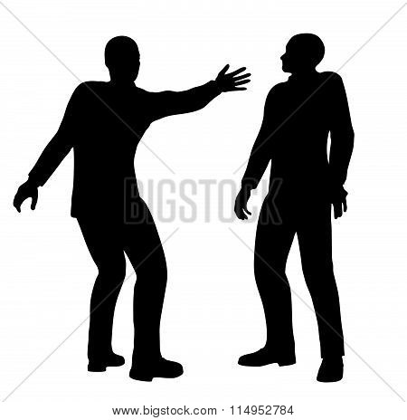 Businessman Slap