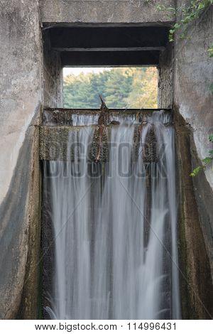 Dam Spilway
