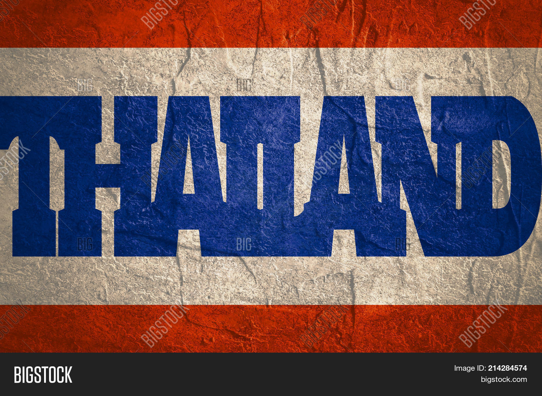 Thailand Flag Design Image & Photo (Free Trial) | Bigstock