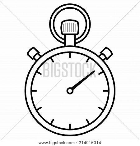 Sport Timer Clock Vector & Photo (Free Trial) | Bigstock