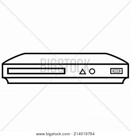 CD DVD Player TV Cinema Digital Equipment