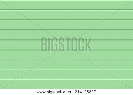 Light green Wooden Wall background. Horizontal seamless pattern